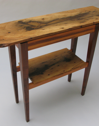 Blue Oak Table