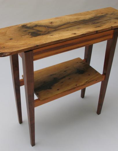 Blue Oak Table