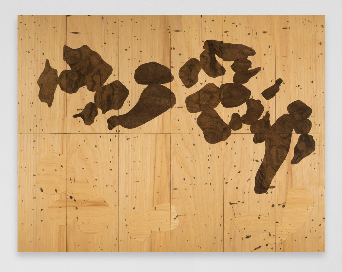 Islands, wooden wall sculpture
